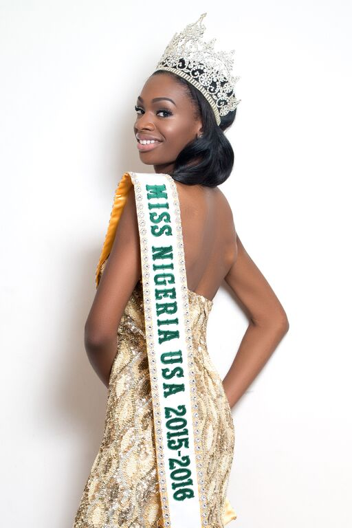 Miss Nigeria USA Runner Up Now Queen 1
