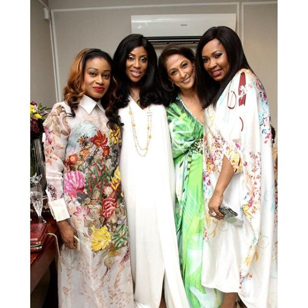 Mo Abudu at 51 - Birthday party 2