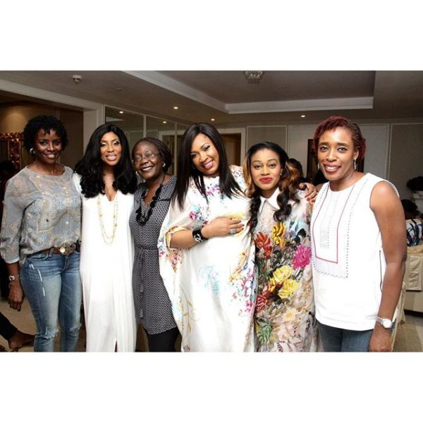 Mo Abudu at 51 - Birthday party 4