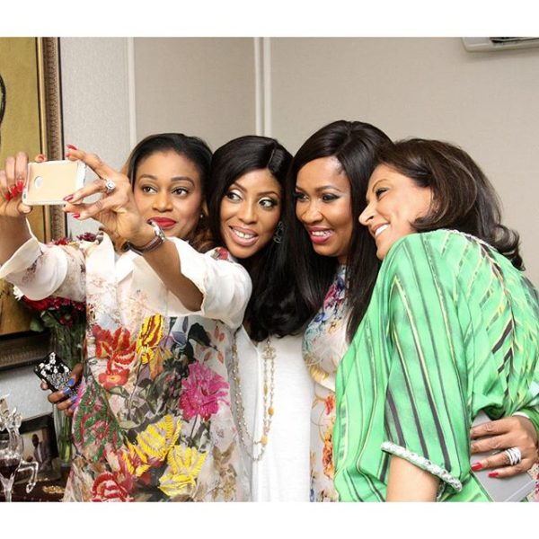 Mo Abudu at 51 - Birthday party 6