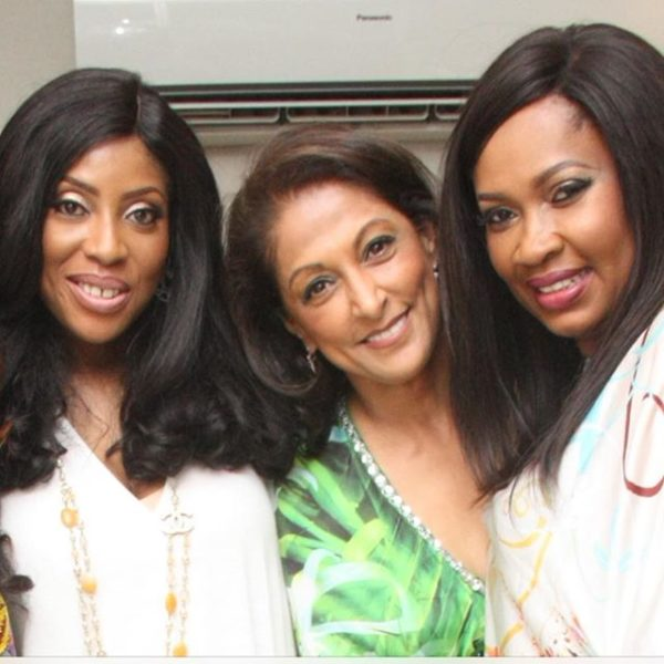 Mo Abudu at 51 - Birthday party 8