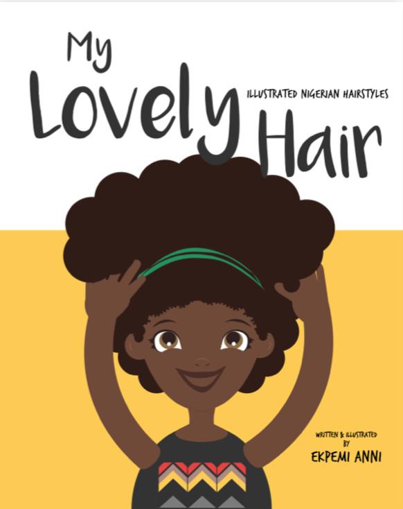 My Lovely Hair by Ekpemi Anni - BellaNaija - September 2015
