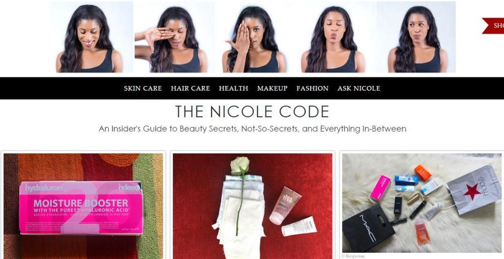 Nicole Chikwe The Nicole Code - BellaNaija - September 2015001