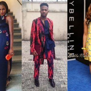Nigerian Fashion Designers - BellaNaija - September 2015