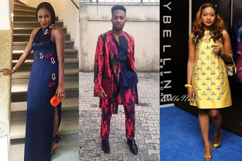 Do Designers Model Their Pieces The Best These 8 Nigerian Fashion Mavens Make Us Think So Bellanaija