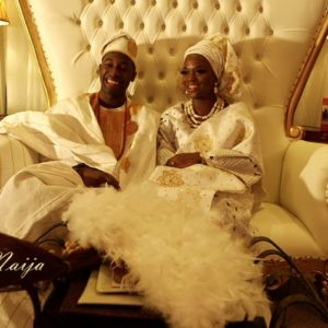 Nigerian Wedding on CNN-BellaNaija Weddings 2015.Nigerian Bride and groom on CNN