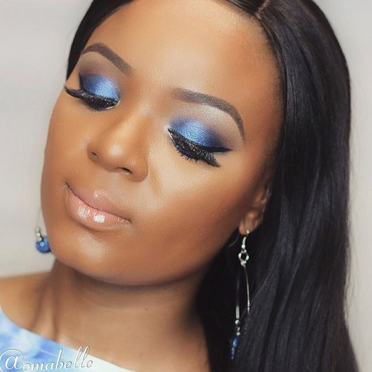 Omabelle Makeup Tutorial - BellaNaija - September 2015