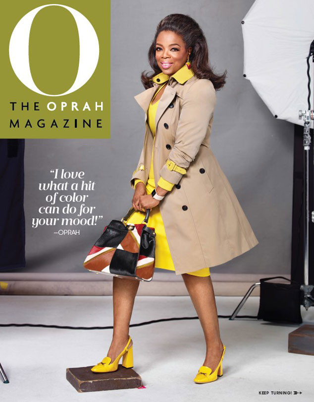 Oprah Winfrey on the October Issue of O Magazine - BellaNaija - September 2015001