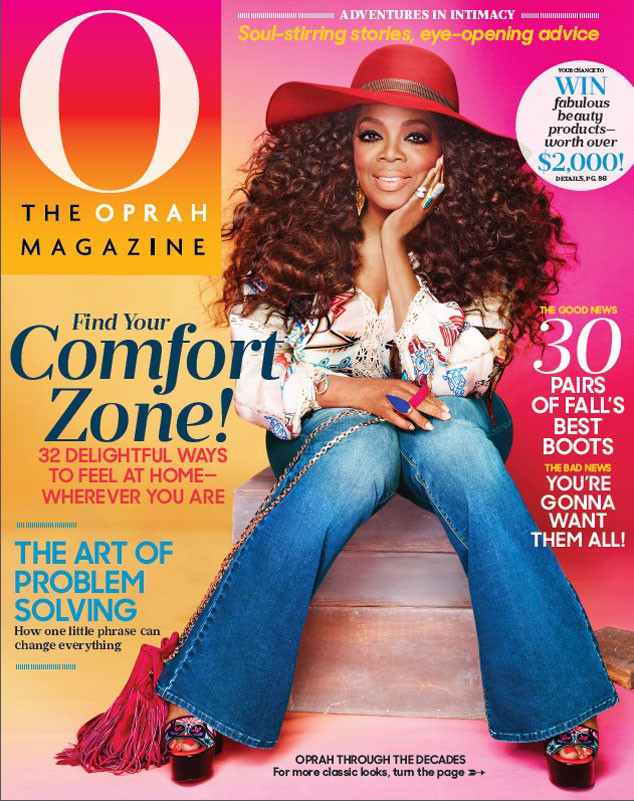 Oprah Winfrey on the October Issue of O Magazine - BellaNaija - September 2015002