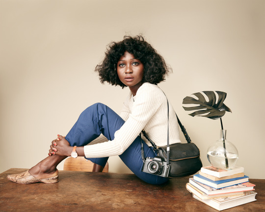 Oroma Elewa for Fossil Campaign - BellaNaija - September 2015002