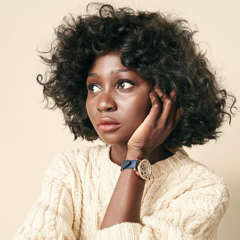 Oroma Elewa for Fossil Campaign - BellaNaija - September 2015003