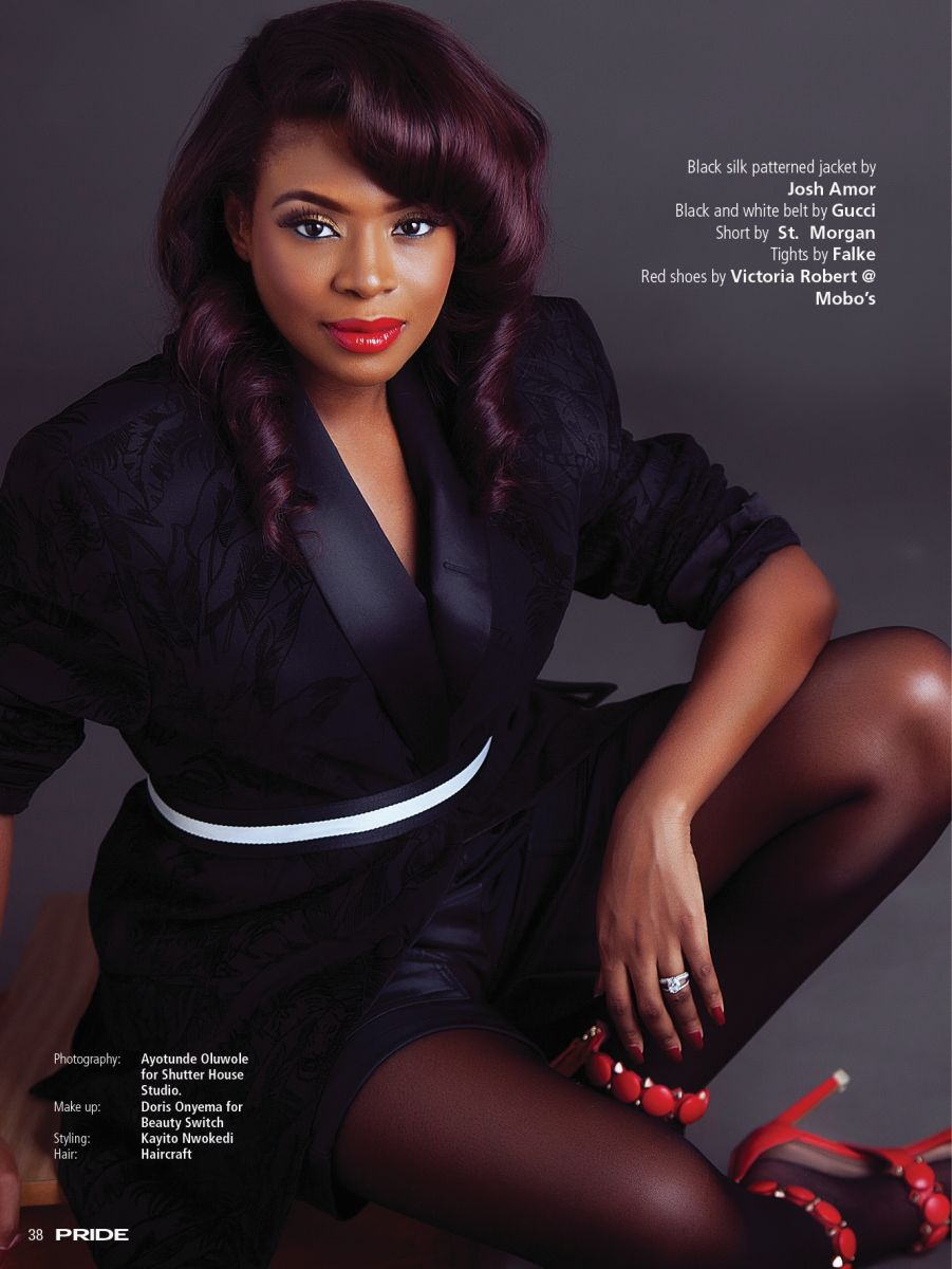 Pride Magazine October 2015 Issue - Bellanaija - September007