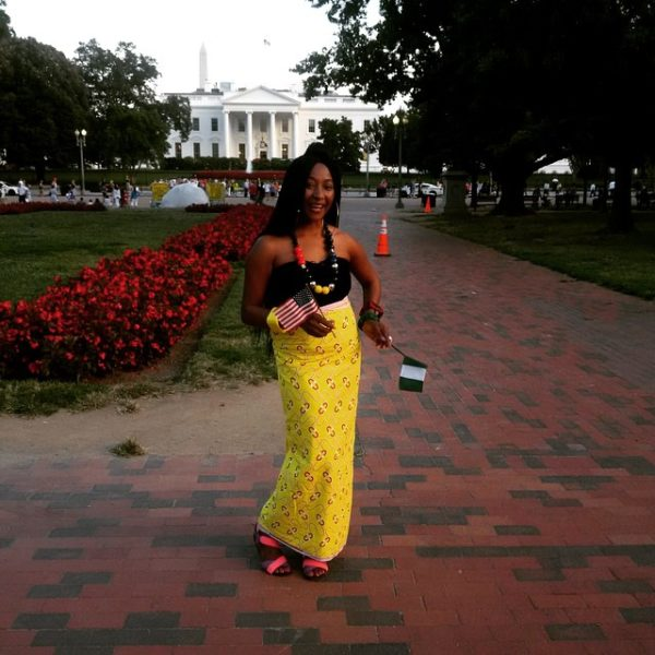 Rachel White House