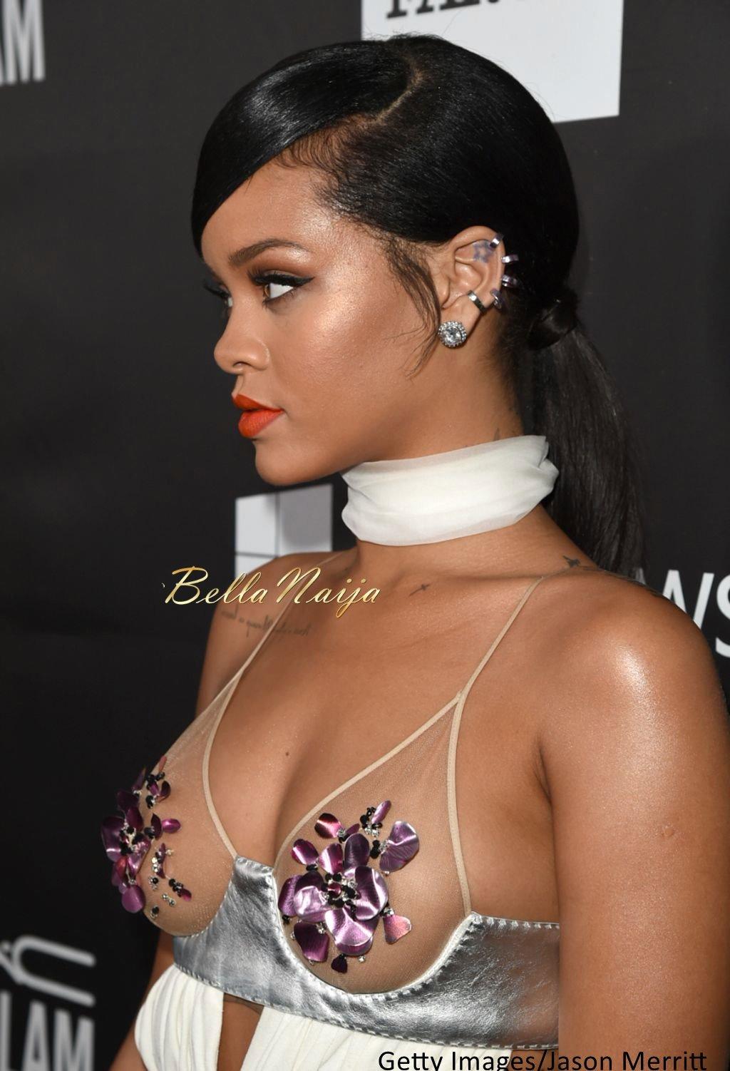 Rihanna - BellaNaija - September 2015_001