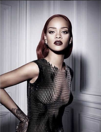 Rihanna for Dior - BellaNaija - September 2015