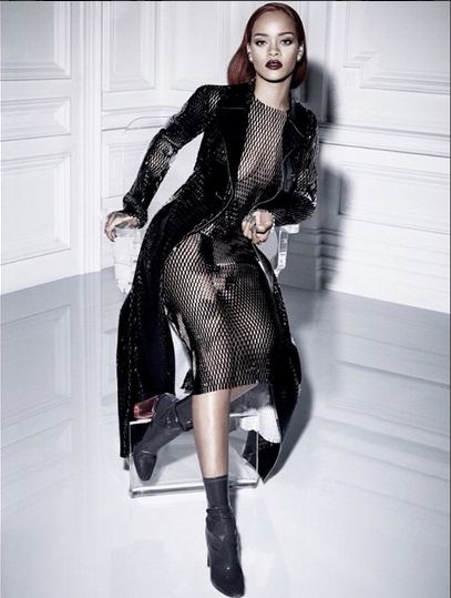 Rihanna for Dior - BellaNaija - September 2015002