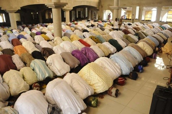 Eid-il-Kabir: FG declares Friday & Monday holidays