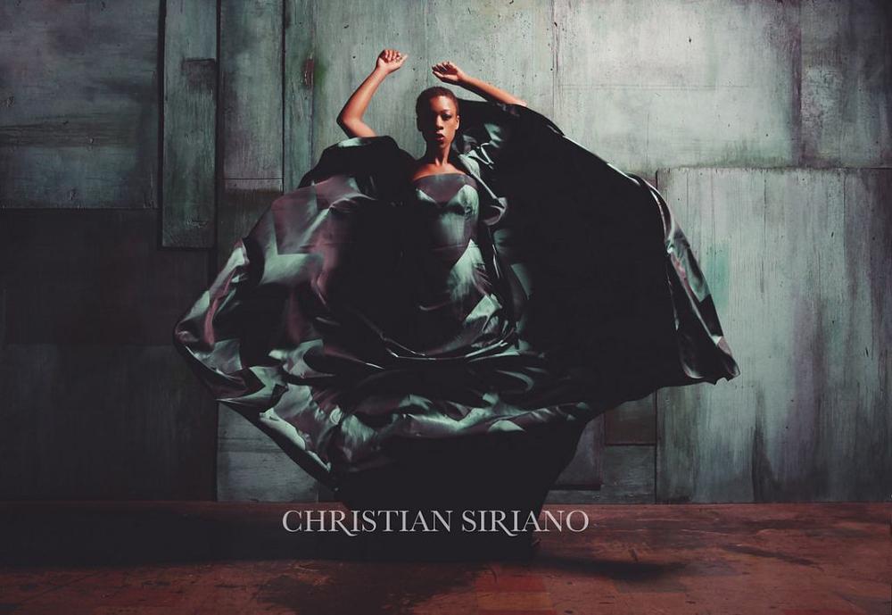Samira Wiley for Christian Siriano Fall 2015 - BellaNaija - September 2015