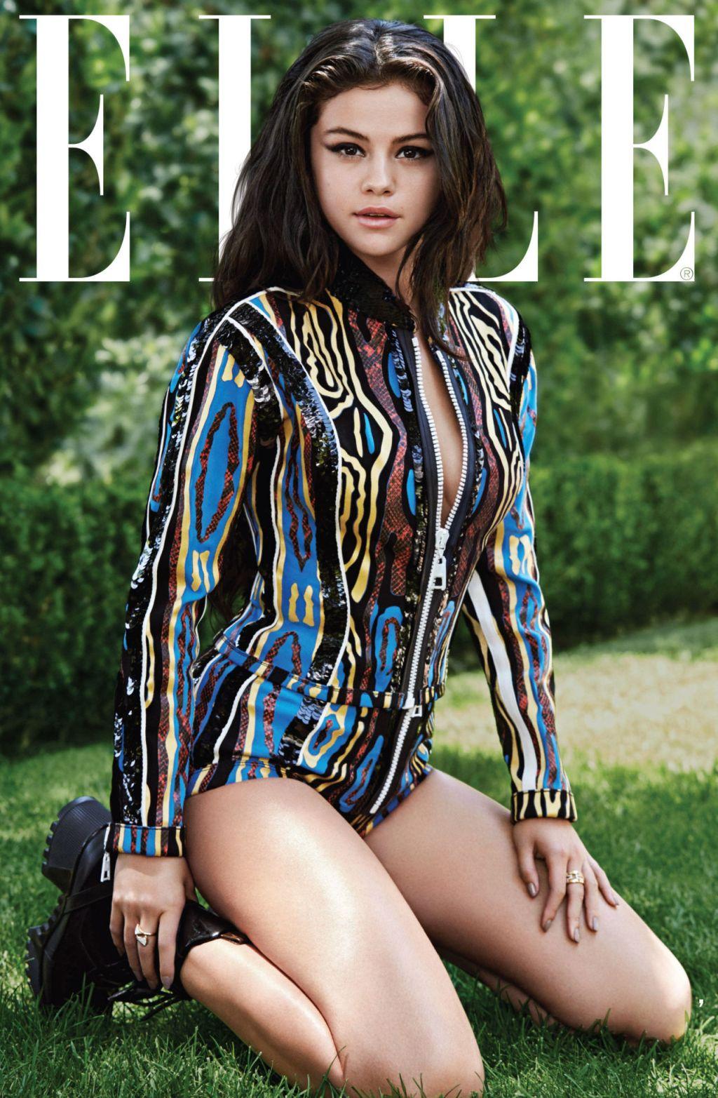 Selena Gomez for ELLE Magazine - BellaNaija - September 2015002