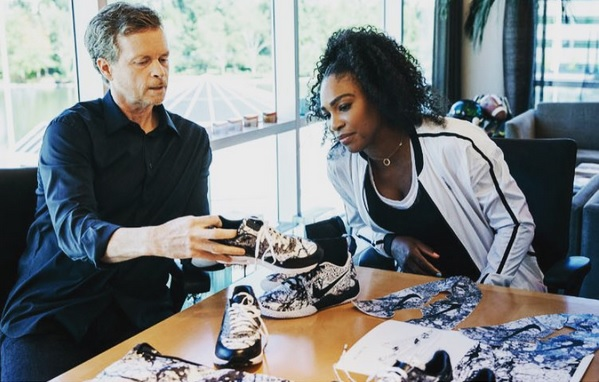 Serena Williams Greatness Collection with NIKE - BellaNaija - August 2015
