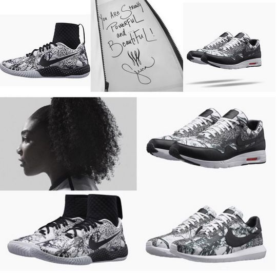 Serena Williams Greatness Collection with NIKE - BellaNaija - August 2015001