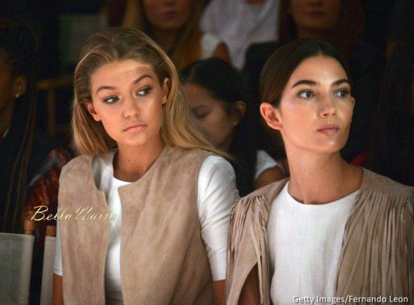 Gigi Hadid & Lily Aldridge