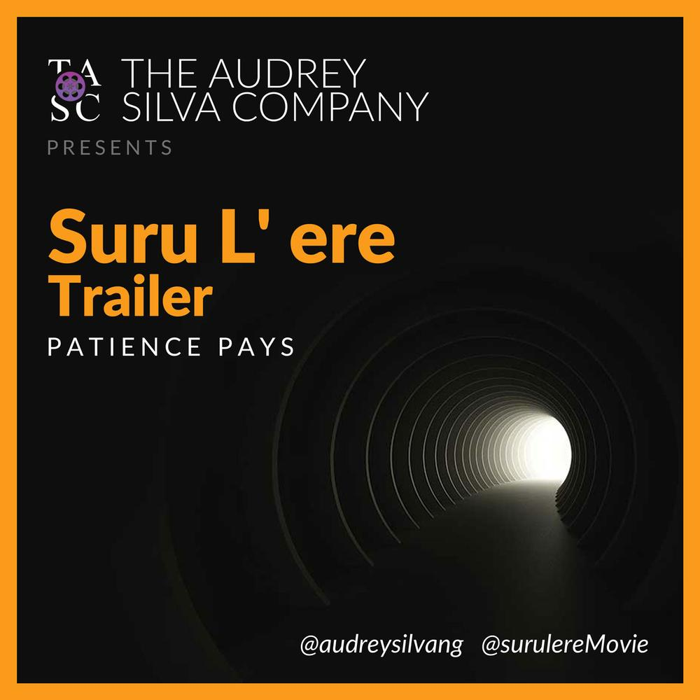 patience pays watch the trailer for suru l ere seun ajayi patience pays watch the trailer for suru l ere seun ajayi beverly naya lala akindoju more