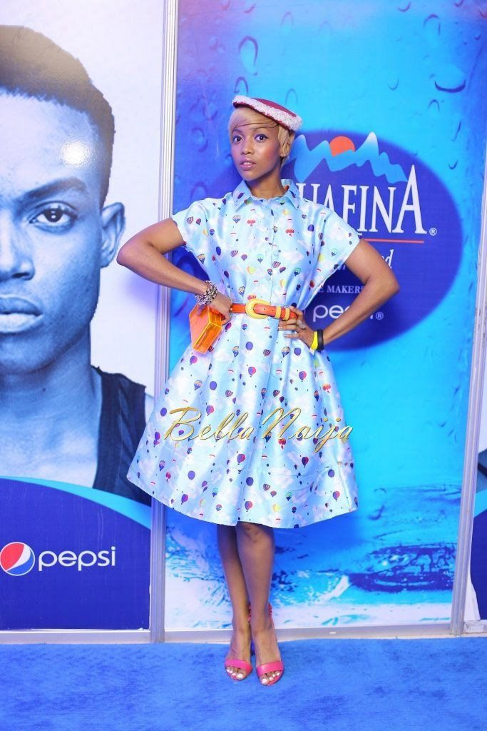 Temi Dollface at Aquafina Elite Model Look Nigeria 2015 - Bellanaija - September001 (3)