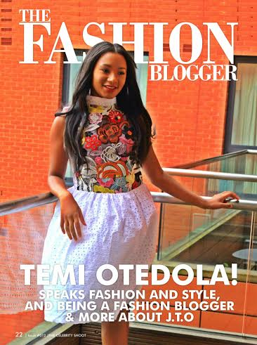 Temi Otedola for The Celebrity Shoot by Abbyke Domina - BellaNaija - September 2015
