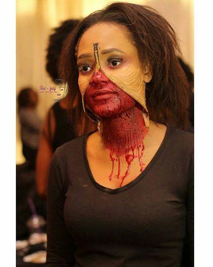 The Abuja Makeup Fair The Makeup Runway - BellaNaija - September 20150010