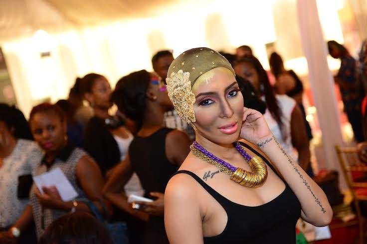 The Abuja Makeup Fair The Makeup Runway - BellaNaija - September 20150018