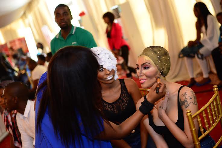 The Abuja Makeup Fair The Makeup Runway - BellaNaija - September 2015002