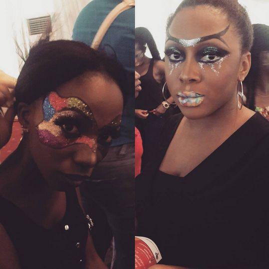 The Abuja Makeup Fair The Makeup Runway - BellaNaija - September 20150021