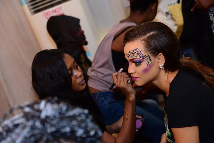 The Abuja Makeup Fair The Makeup Runway - BellaNaija - September 2015003