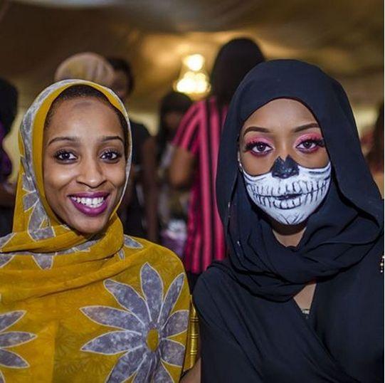 The Abuja Makeup Fair The Makeup Runway - BellaNaija - September 2015006