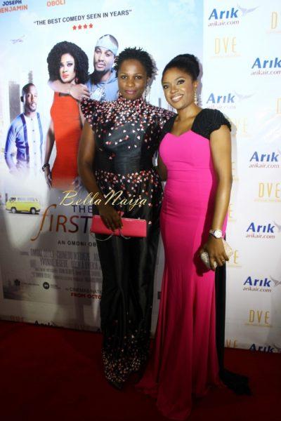 Blessing Egbe & Omoni Oboli