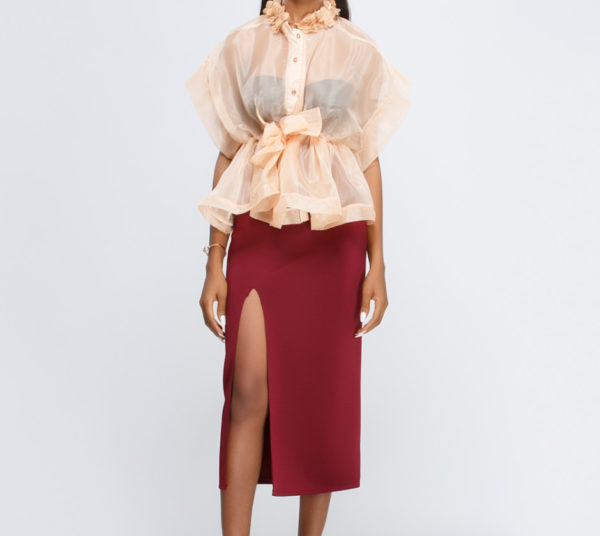 The-Jada-Blouse-PEACH-The-Chloe-Skirt-940x840