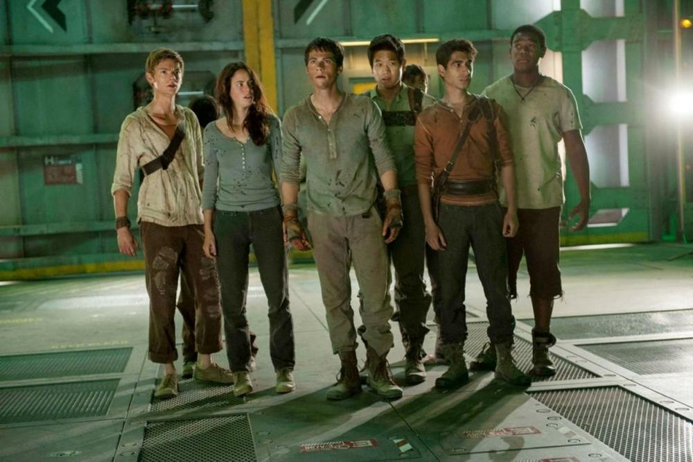The Maze Runner - BellaNaija - September 2015