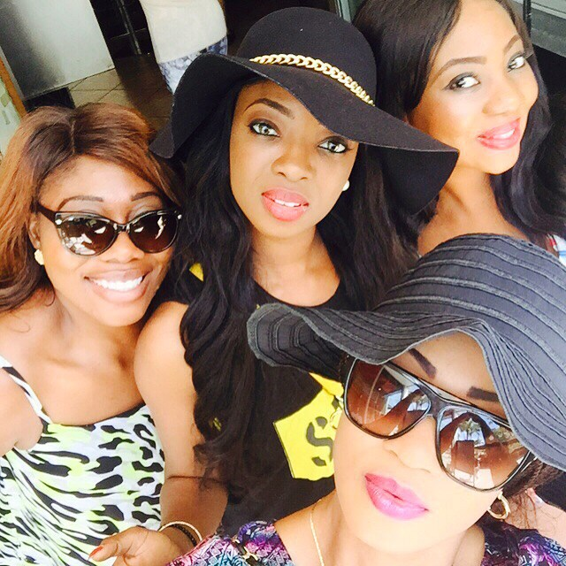 Toke Toju Olakunbi Gbemi Girls Holiday 20