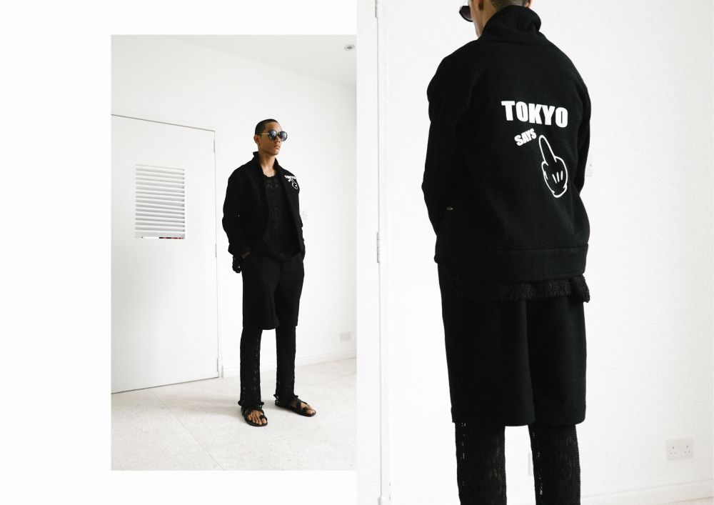 Tokyo James Exist Spring Summer Collection 2016 - Bellanaija - September002