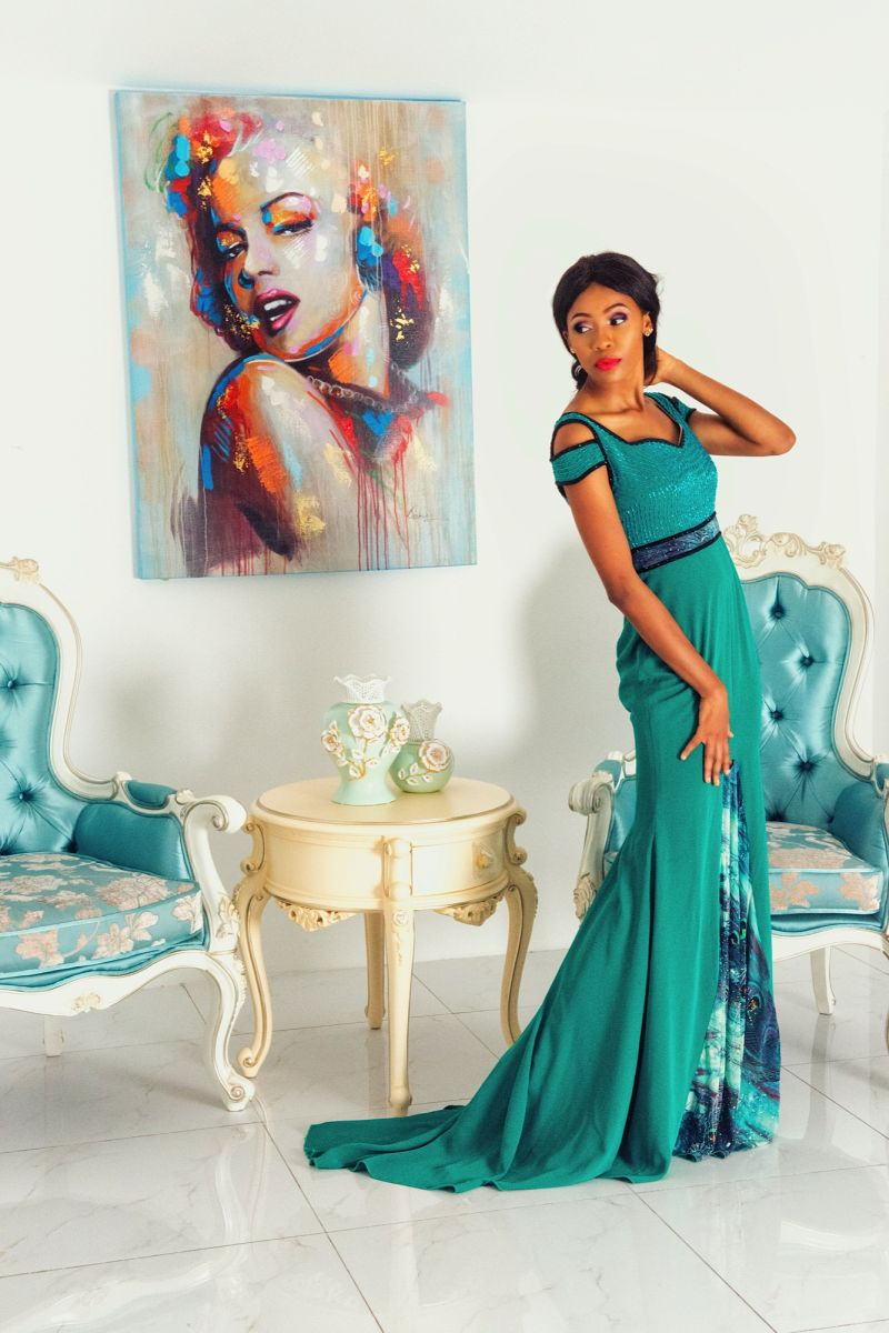 Trish O Couture Ready to Wear 2015 2016 Collection - Bellanaija - September009