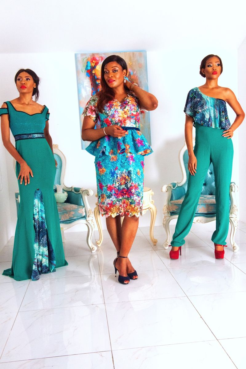 Trish O Couture Ready to Wear 2015 2016 Collection - Bellanaija - September011
