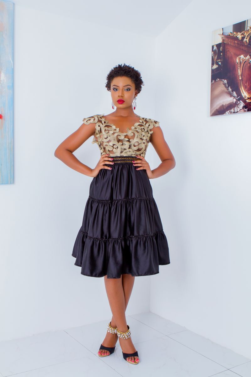 Trish O Couture Ready to Wear 2015 2016 Collection - Bellanaija - September014