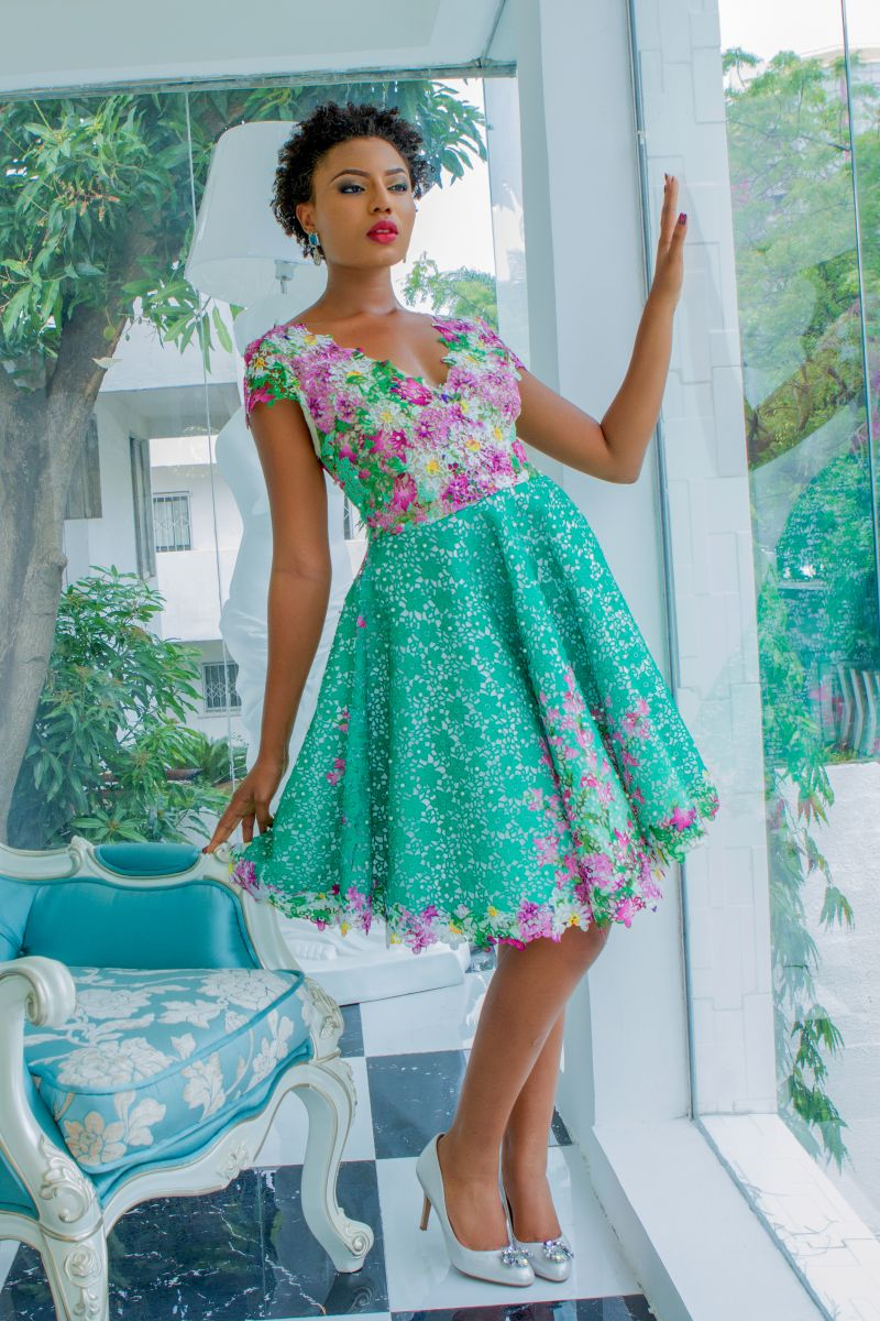 Trish O Couture Ready to Wear 2015 2016 Collection - Bellanaija - September015