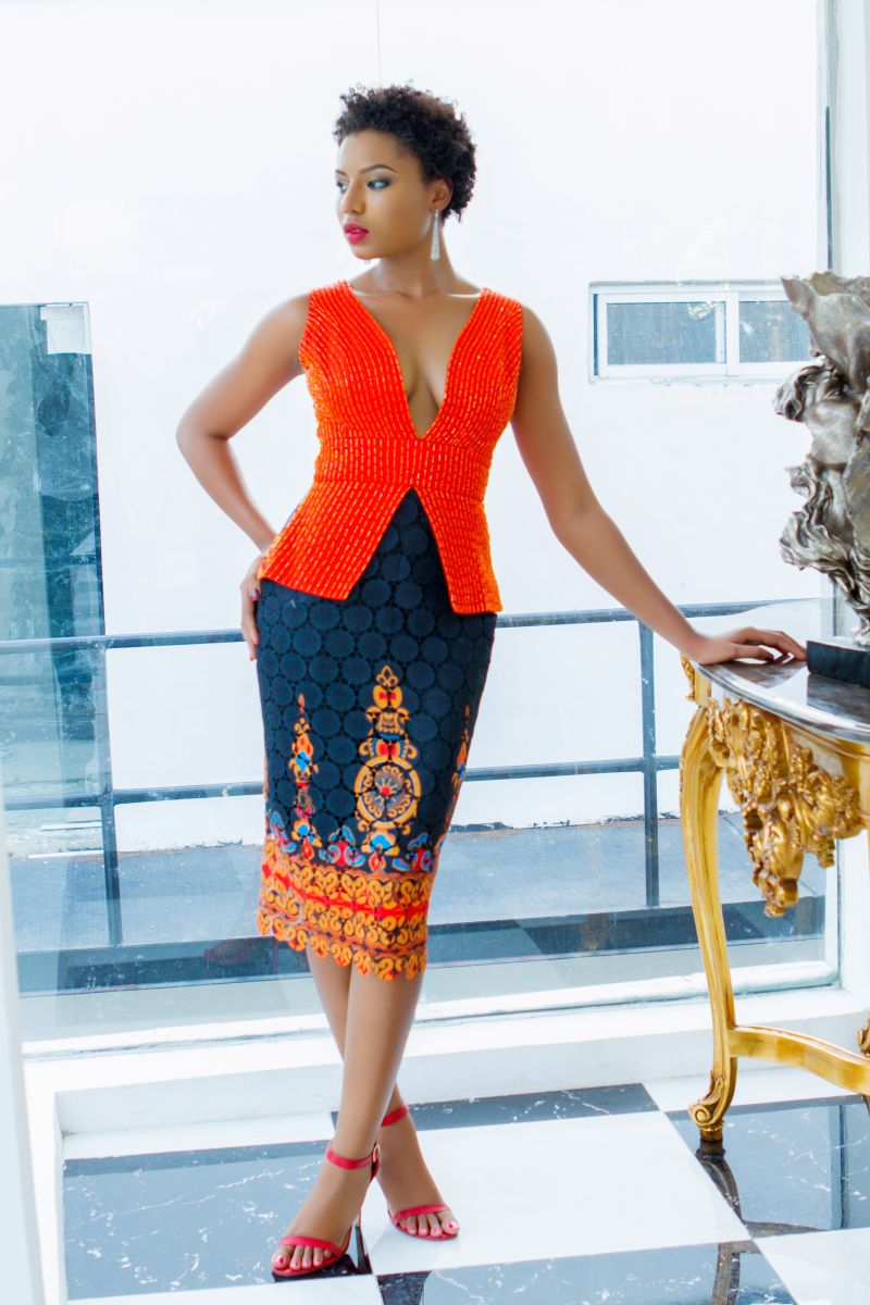 Trish O Couture Ready to Wear 2015 2016 Collection - Bellanaija - September021