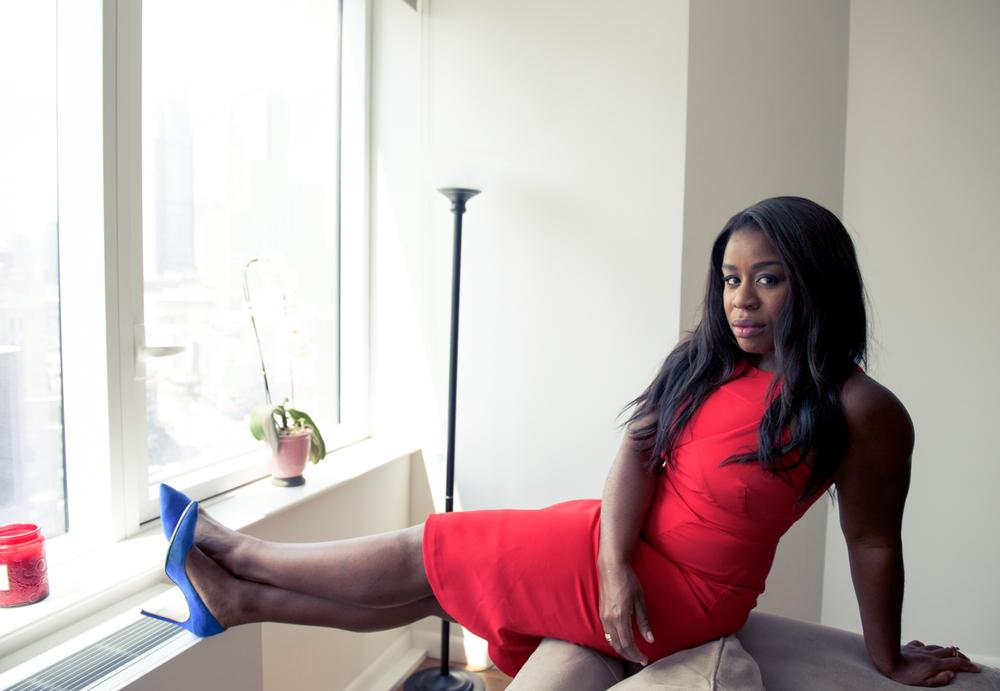 Uzo Aduba for The Coveteur Magazine - BellaNaija - August 2015006