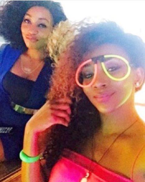 Rita Dominic & Genevieve Nnaji