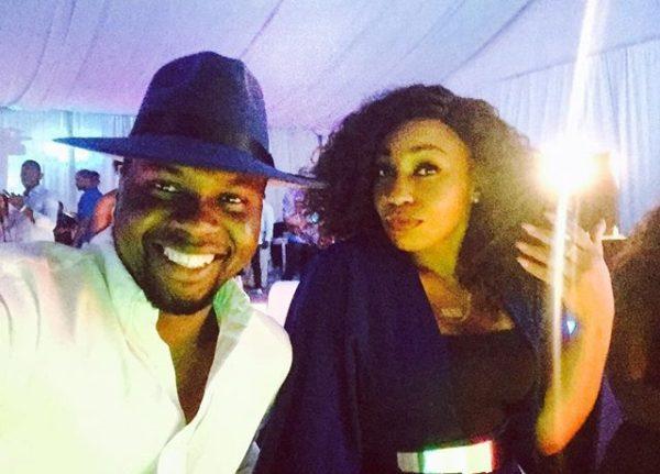 Adebola Williams & Rita Dominic