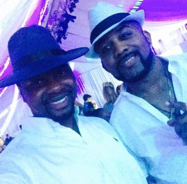 Adebola Williams & Banky W
