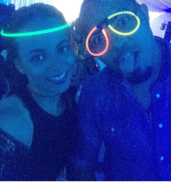 Stephanie & Ramsey Nouah